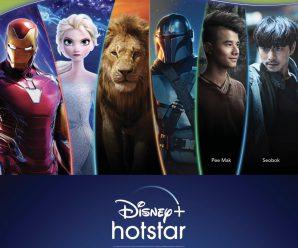AIS Disney+ Hotstar แพ็กเกจรายเดือน รายปี